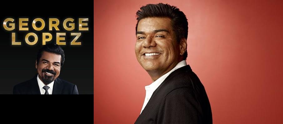 George Lopez at Concert Hall - Neal S. Blaisdell Center