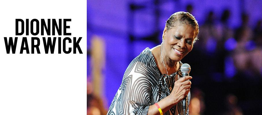 Dionne Warwick at Blue Note Hawaii