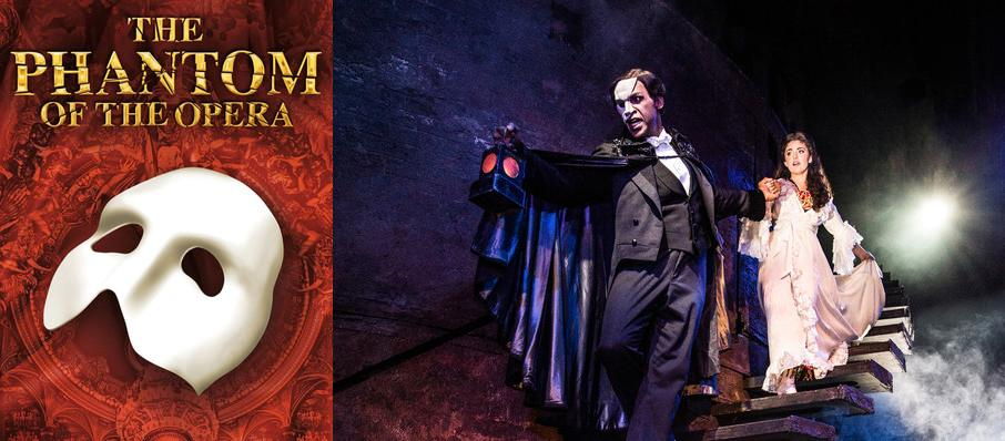 Phantom Of The Opera at Arena - Neal S. Blaisdell Center