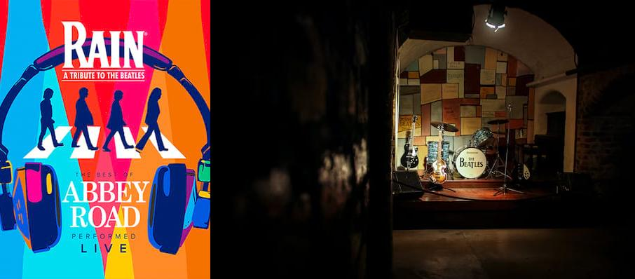 Rain - A Tribute to the Beatles at Hawaii Theatre