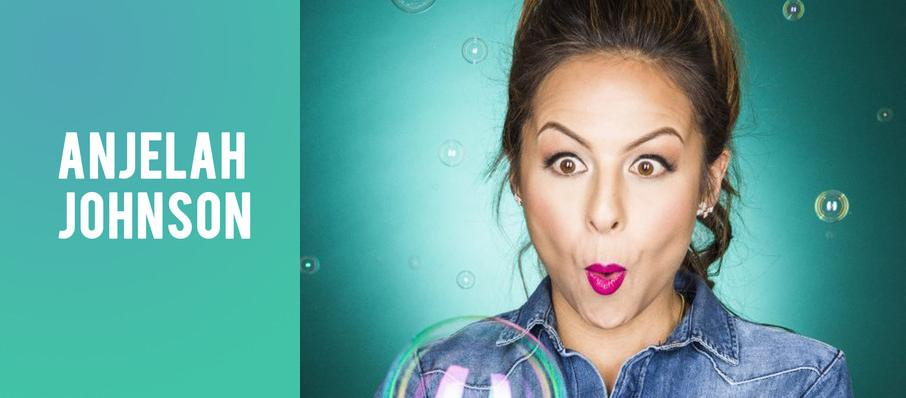 Anjelah Johnson at Concert Hall - Neal S. Blaisdell Center