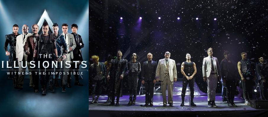 The Illusionists at Concert Hall - Neal S. Blaisdell Center