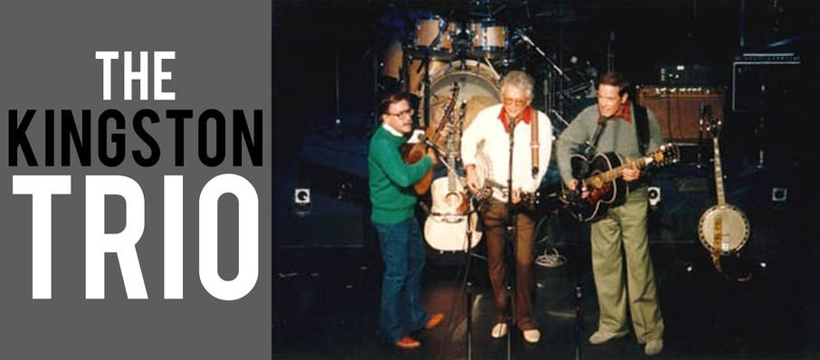 The Kingston Trio at Hawaii Theatre