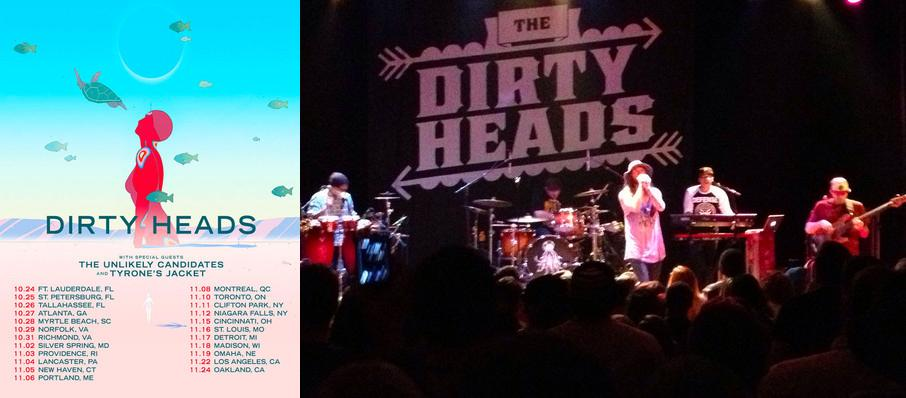 Dirty Heads at The Republik