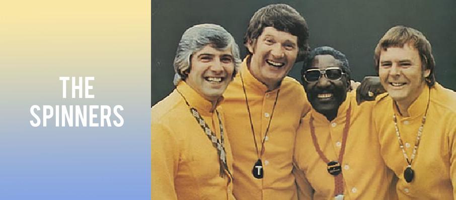 The Spinners at Blue Note Hawaii