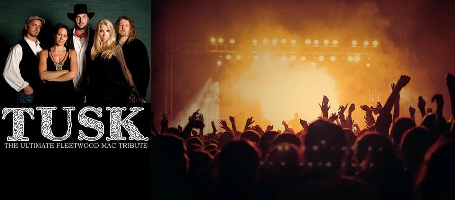 Tusk - Tribute Band at Hawaii Theatre