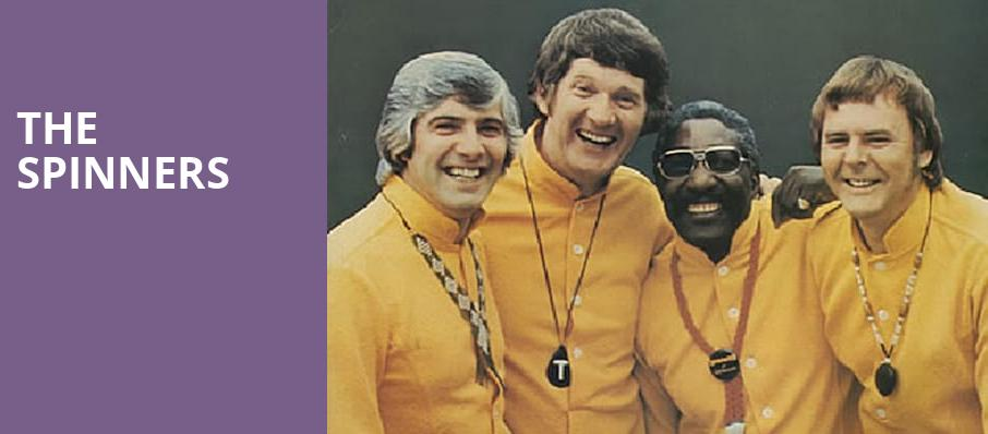 The Spinners, Blue Note Hawaii, Honolulu