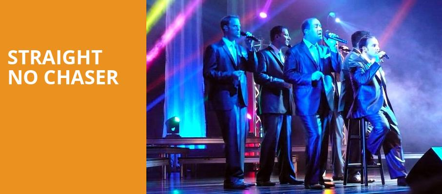 Straight No Chaser, Concert Hall Neal S Blaisdell Center, Honolulu