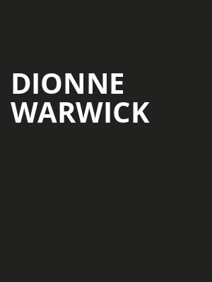 Dionne Warwick, Blue Note Hawaii, Honolulu