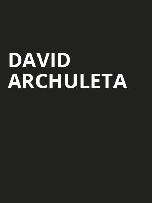 David Archuleta, Hawaii Theatre, Honolulu
